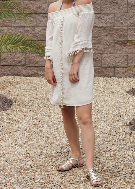 Target Tassel Dress