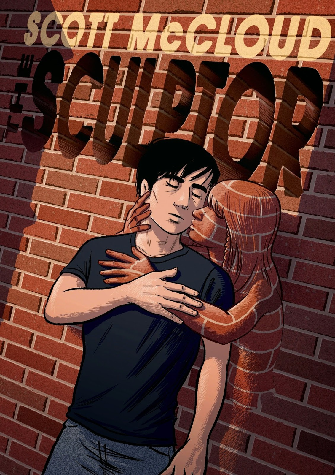 the sculptor cover