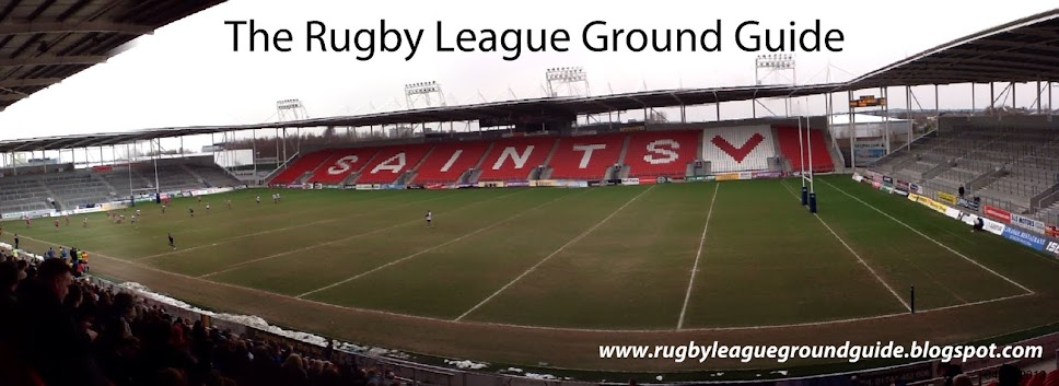 Rugby League Ground Guide
