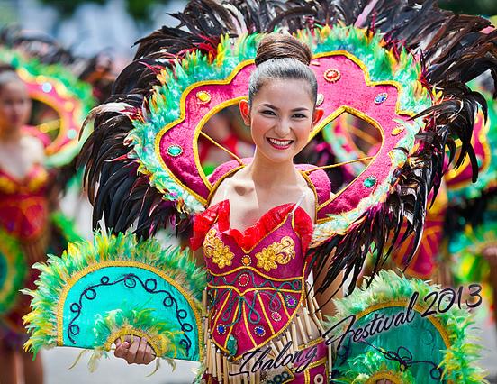 Ibalong Festival 2013