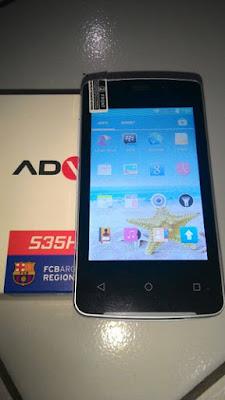 Gambar Advan S35H