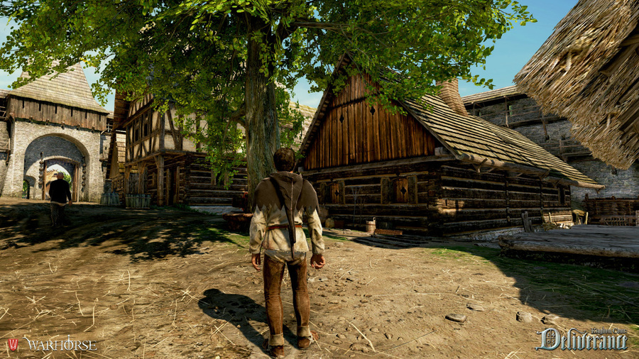 Kingdom Come Deliverance screenshot