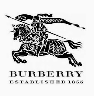 lambang merek dagang burberry