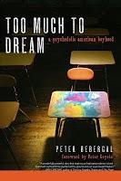 peter bebergal, too much to dream kapak