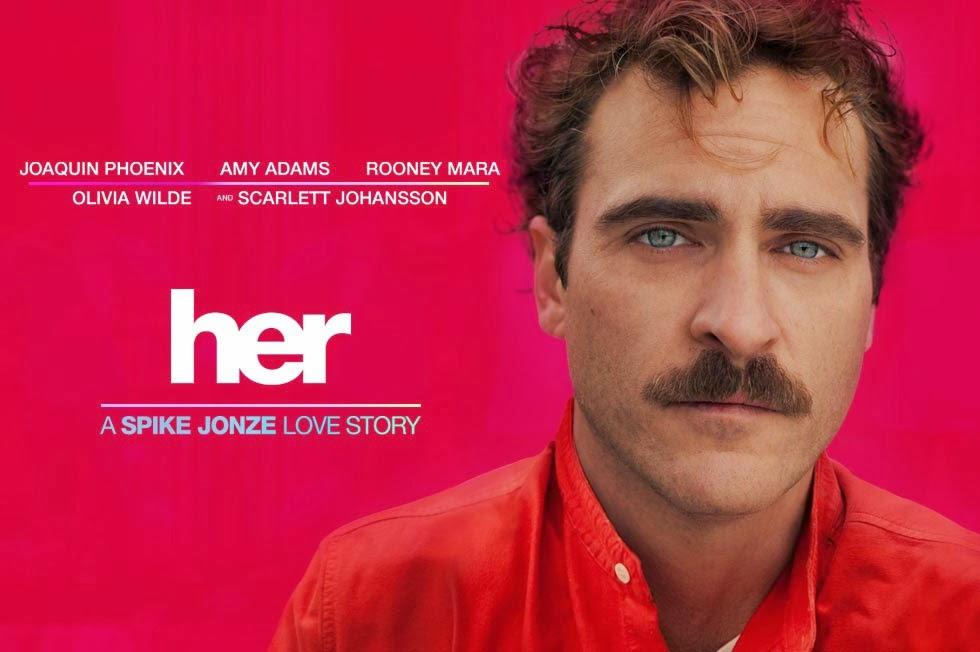 Ela: uma história de amor incomum entre homem e máquina