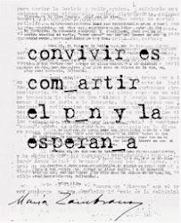 CONVIVIR....