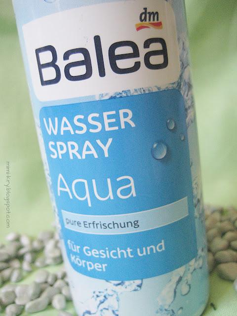 "Balea Wasserspray ""Aqua"""