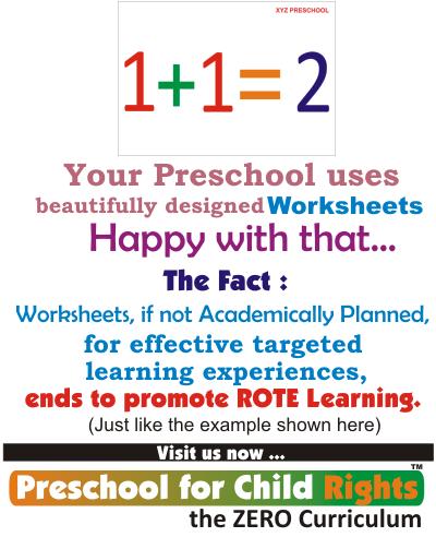 annual day celebration ideas for preschool