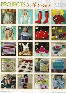 Revista Crochet Today! March/April 2011