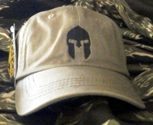 Spartan III Tactical Cap