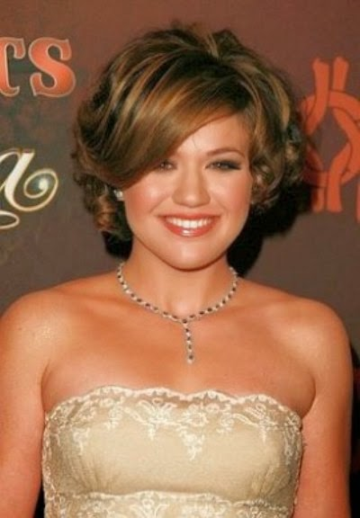 Loose Curly Hairstyles For Medium Length Hair