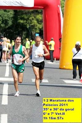 9ª Meia Maratona  dos Palácios 2011
