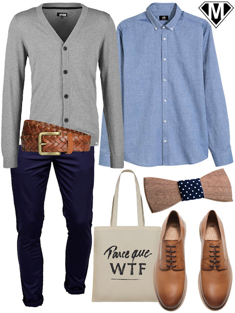 winter geek outfit tenue hiver
