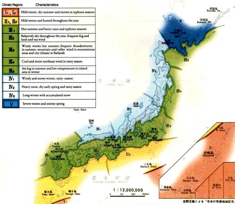 Environmental Health Seasonal Allergies In Japan