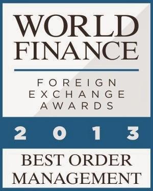 anugerah exness, exness award Best Order Management 2013 World Finance