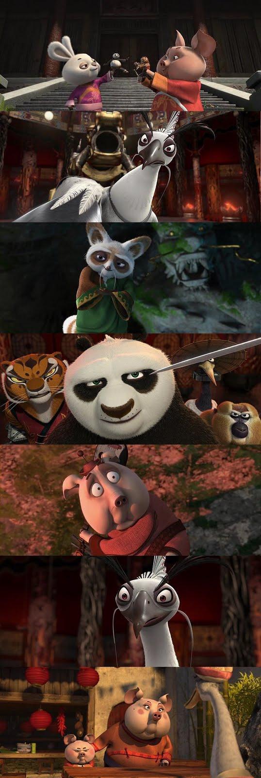 Kung Fu Panda 2 (2011) [DVDRip] [Latino]