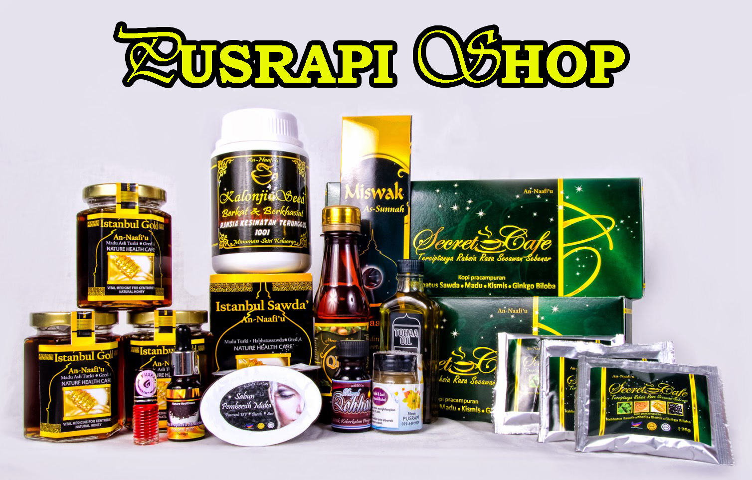 PUSRAPI SHOP