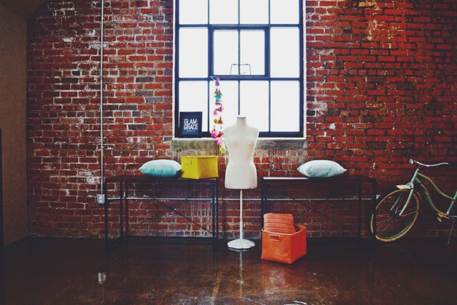Cleveland Loft - fashion blog Glam & Grace