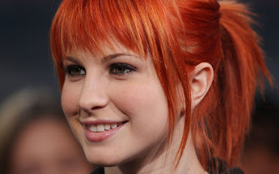 Hayley Williams Lovely Wallpaper