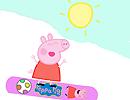 Peppa Pig Snowboard