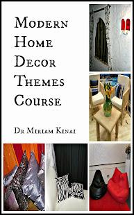 Modern Home Decor Themes Course
