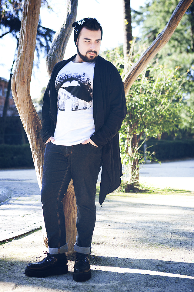 Guy Overboard, Fashion blogger, Outfit, Numero Dodici