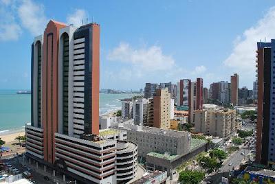 Réveillon em Fortaleza