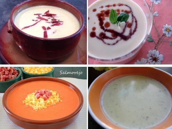 Recetas de sopas frías - 5 recetas que no podrán faltar este verano