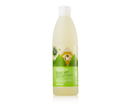 Basic H2™ Organic Super Cleaning Concentrate