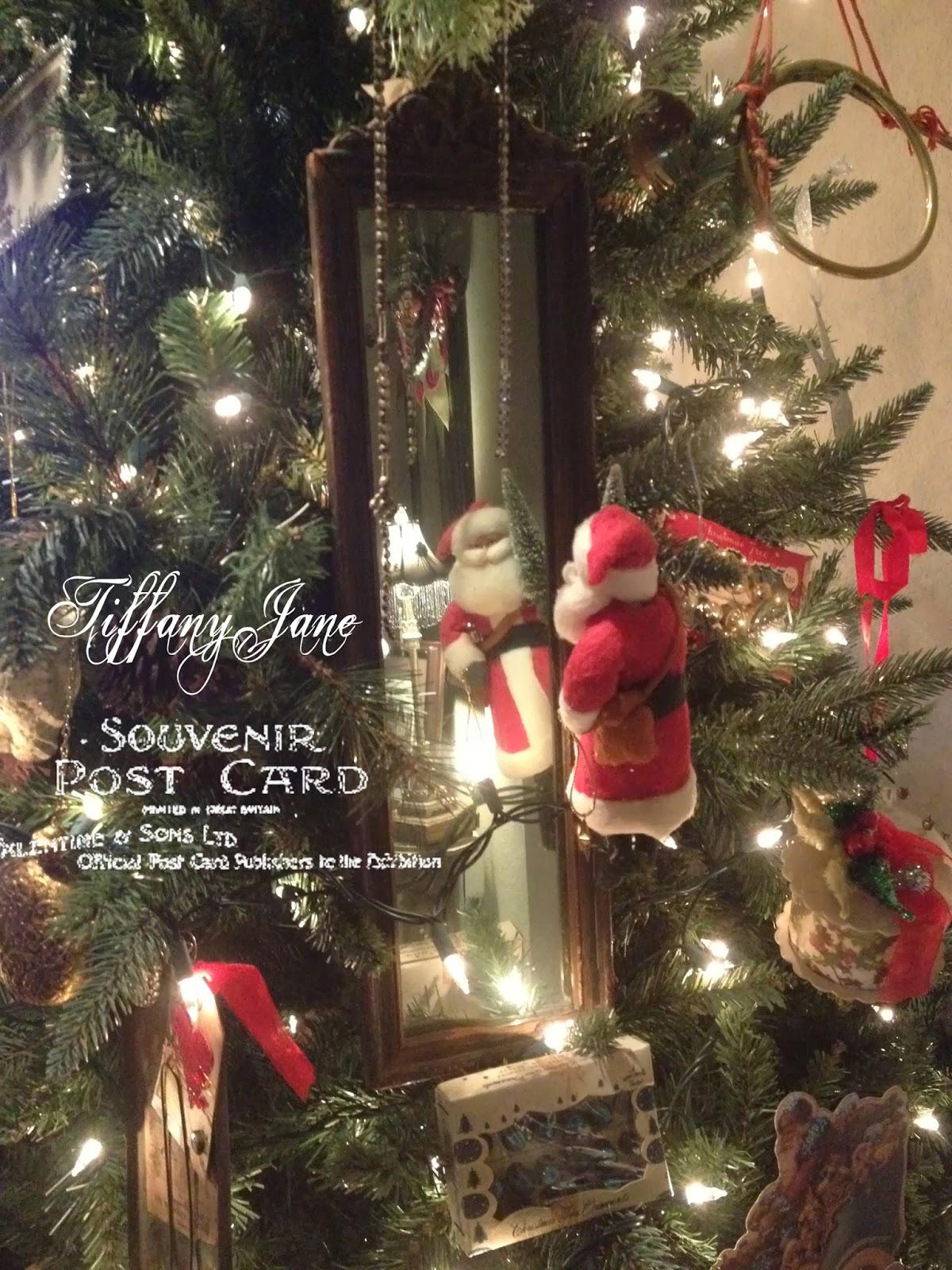 Tiffanyjane A Little Christmas Home Decor And