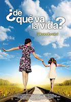 Cartel, cartelera, estrenos, Hugo Burgos, Ángel González, Claudia Koll, De qué va la vida, película, noticias, cine