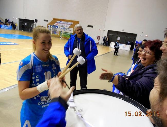 SCM Craiova handbal feminin