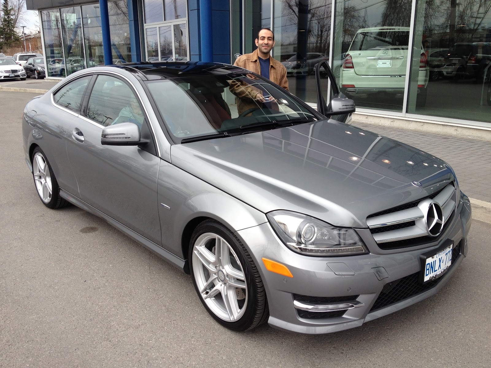 mercedes benz all wheel drive 4matic coupes take the