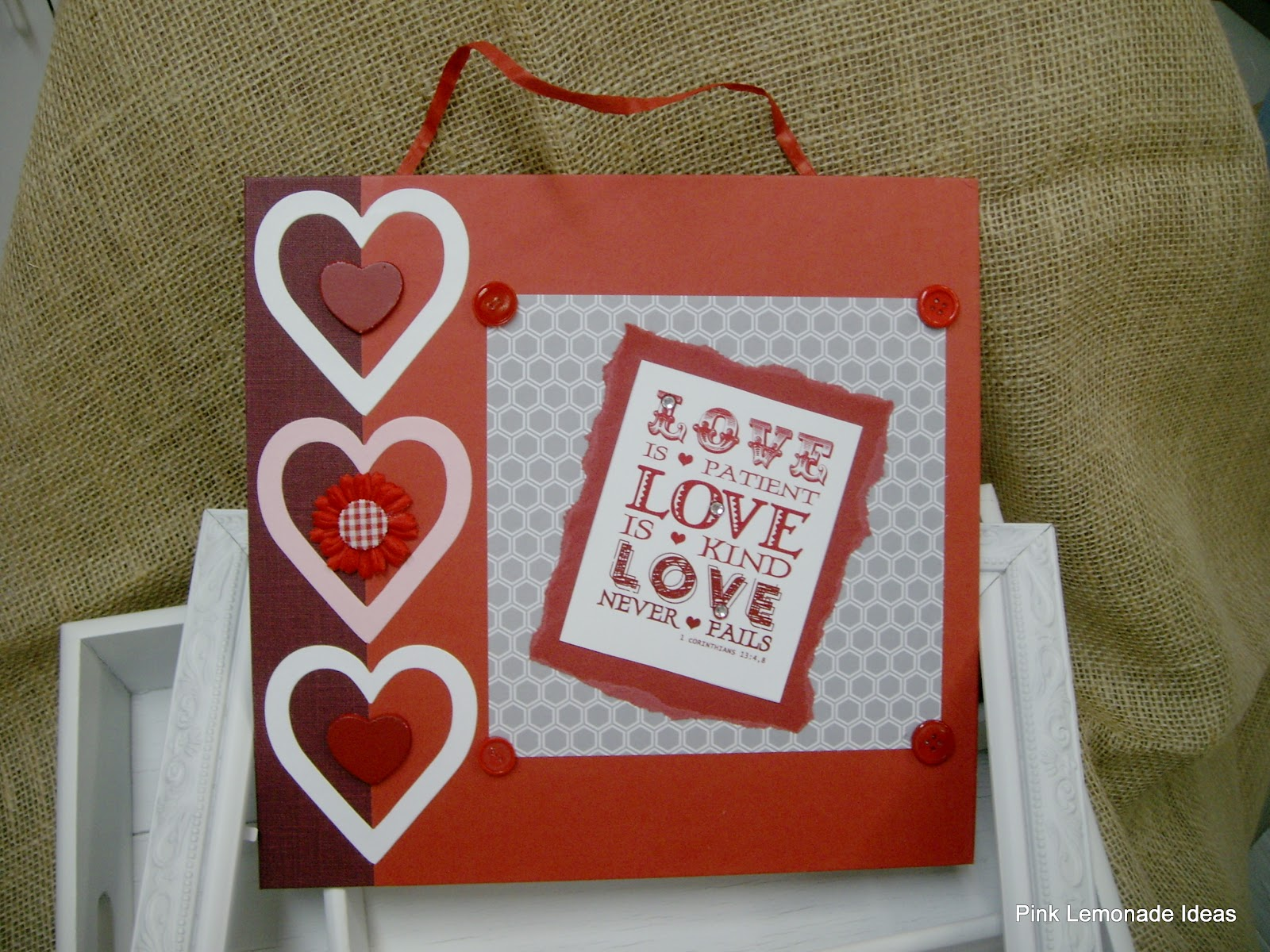Book Cover Handmade Valentines : Pink lemonade ideas handmade valentine book cover signs