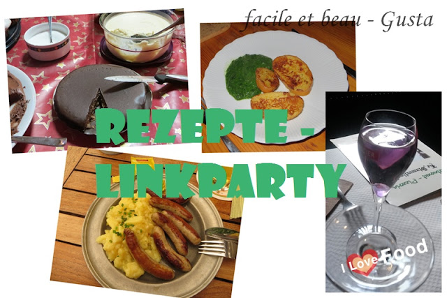Rezepte-Linkparty
