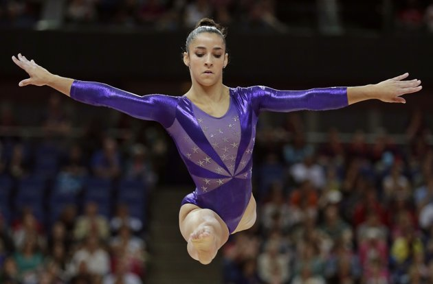 Aly Raisman Hot