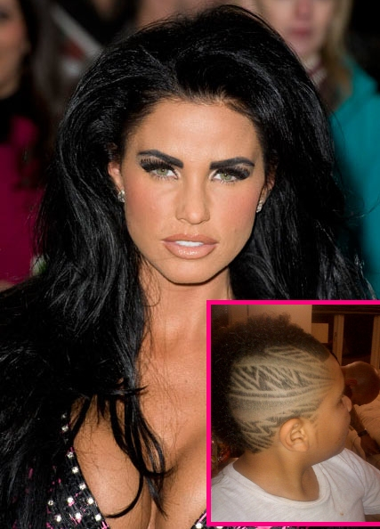 Katie Price is often criticised for being a bad mother, and this week she is ...