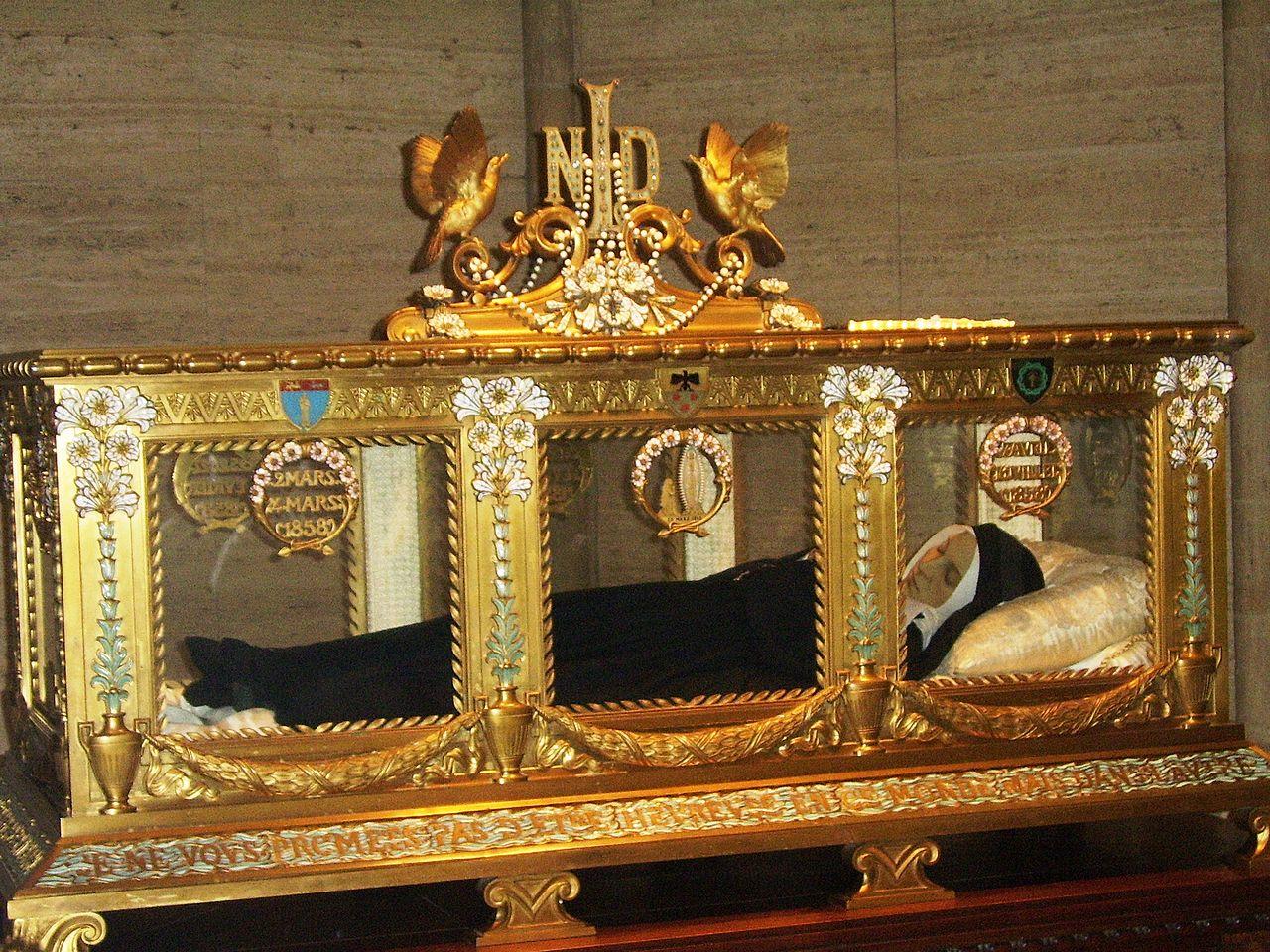 Infallible Catholic Saint Bernadette Soubirous Of Lourdes
