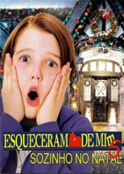 Download - Esqueceram de mim 5: sozinho no natal – HDTV AVI + RMVB Dublado ( 2013 )