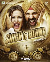 Singh IS Bling Full Movie Photos