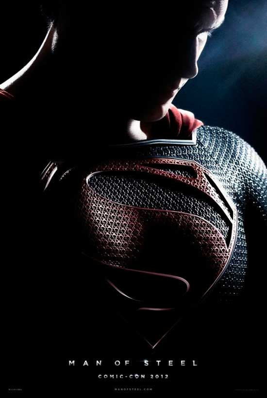 Man of Steel hd movie poster