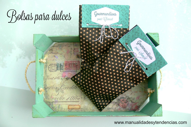Bolsas de golosinas personalizadas / Personalized candy bags ...