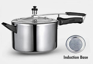 Best Offer: Retro Induction Based Pressure Cooker (Aluminium)-1500 ML worth Rs.1200 for Rs.599 Only with Free Shipping