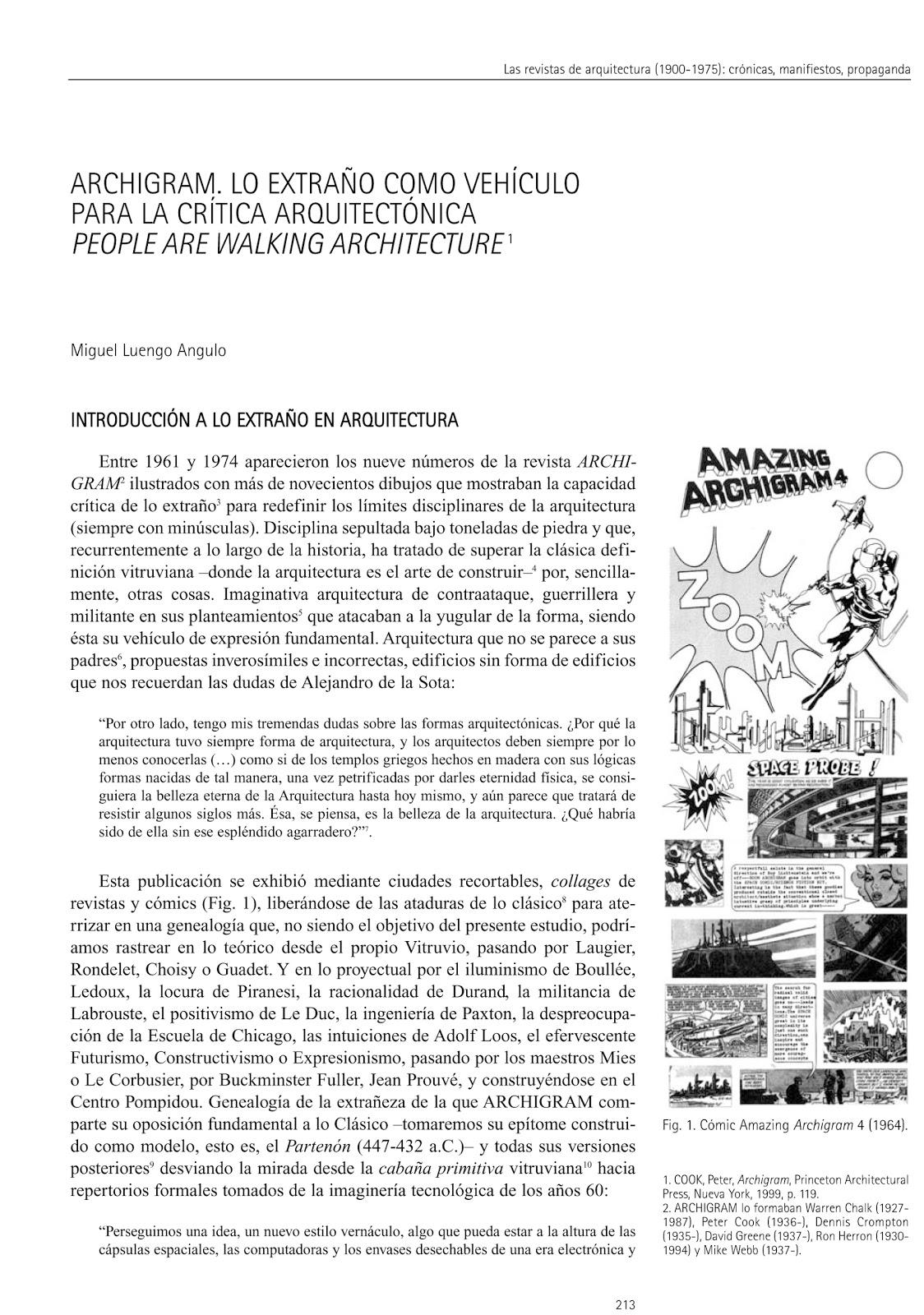 Anguloarquitectos noticias ponencia de miguel luengo for Historia de la arquitectura pdf