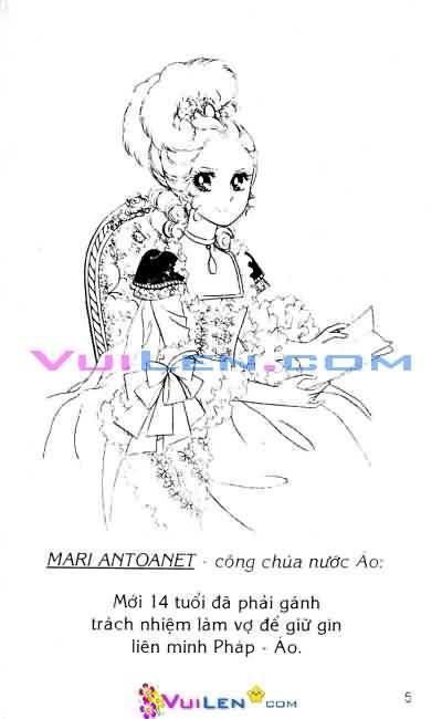 Hoa Hồng Véc-Xây Chapter 5 - Trang 4