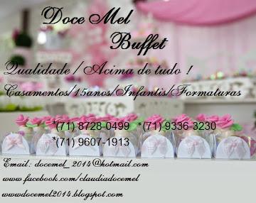 Buffet Doce Mel