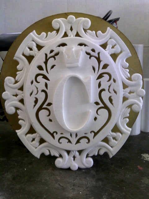 samudra styrofoam bandung  styrofoam frame  ukiran pigura