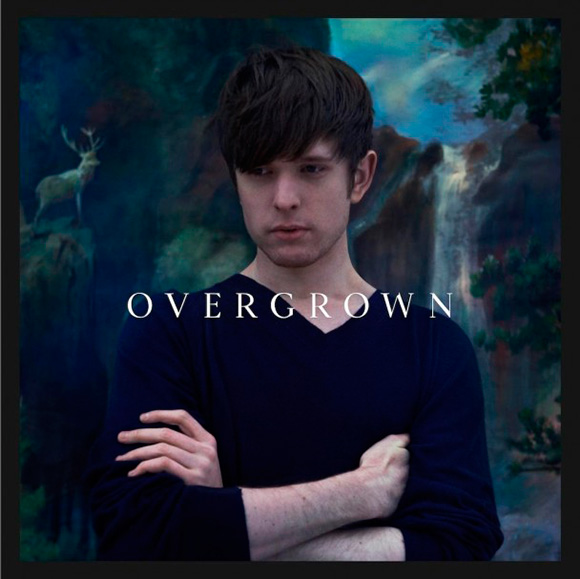 James Blake -Overgrown