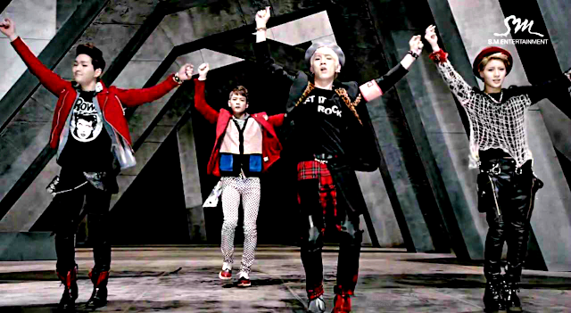 Shinee Why So Serious mv screencap 3