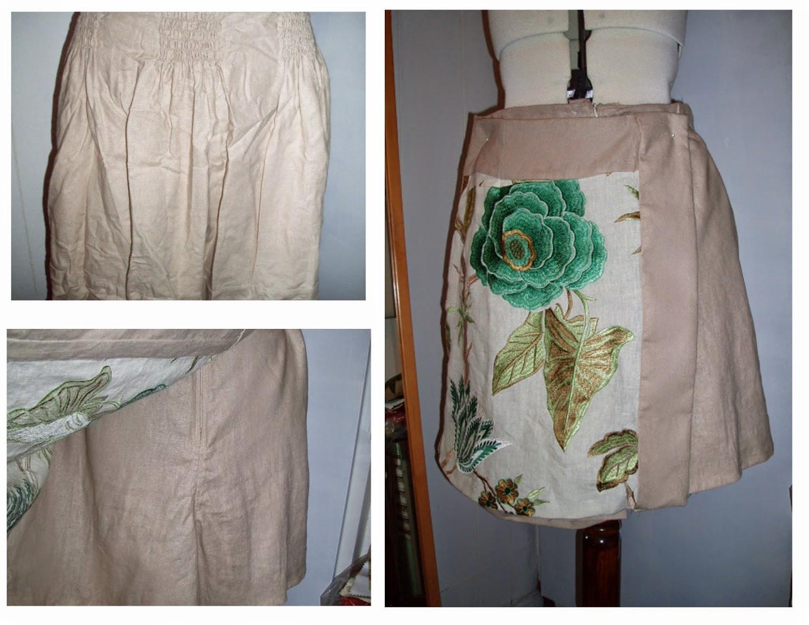 swatch skirt